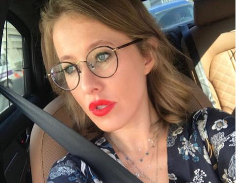 Ксения Собчак возмущена скрытой съёмкой своего сына