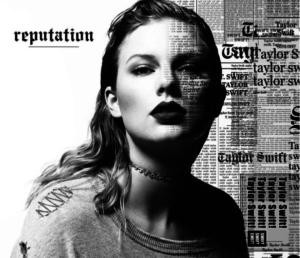 Тейлор Свифт 2017: обложка (заставка) альбома Reputation, Инстаграм @taylorswift