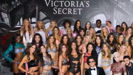 Стали известны «ангелы»  Victoria's Secret 2017