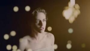 Кристен Стюарт в рекламе нового парфюма от Шанель Gabrielle