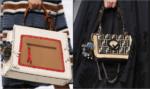 Фото сумок из коллекции Фенди весна-лето 2018