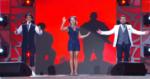 """Группа Doredos фото время одного из выступлений на конкурсе """"Новая волна"""" 2017 в Сочи"""