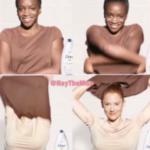 """Скрин якобы """"расистского"""" рекламного ролика Dove"""