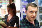 Александра Гозиас и Илья Яббаров фото из Инстаграма