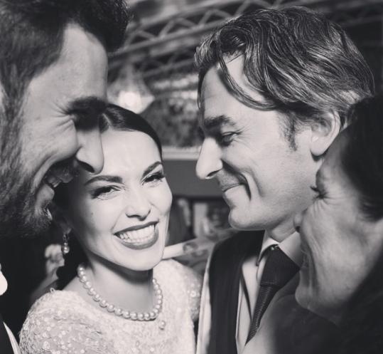 Свадьба Сати Казановой с итальянским фотографом состоялась, фото, видео