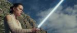 """""""Звёздные войны"""" эпизод 8: Дэйзи Ридли в роли Рей, кадр из фильма"""