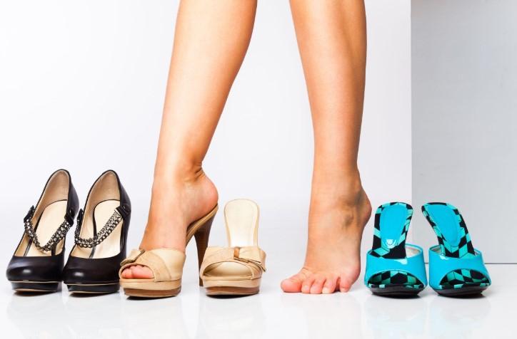 Как правильно подобрать туфли на каблуке? 2