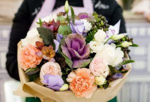 «ФлораМаркт» – продажа цветов оптом и в розницу