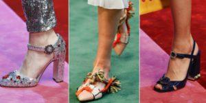 Женская обувь от мировых брендов
