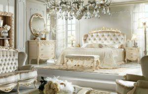 Итальянские спальни 2