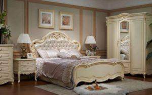 Итальянские спальни 3