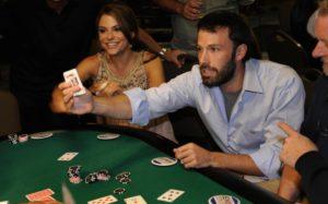Звезды в казино