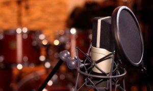 Профессиональная запись в студии