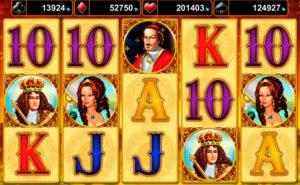 Игровой автомат Versailles Gold