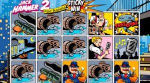 Игровой автомат онлайн Jack Hammer 2
