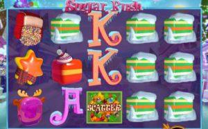 Игровой автомат SugarRushWinter