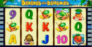 Игровой слот Banana go Bahamas