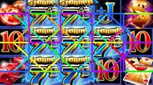 Игровой автомат Stormin 7's