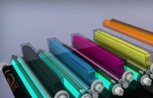 Устройство и принципы работы цветных лазерных принтеров