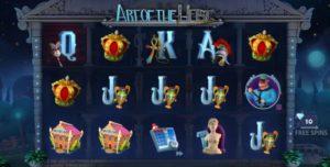 Игровой автомат Art Of The Heist