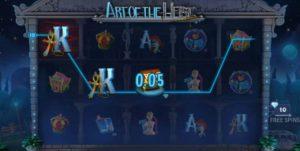 Игровой слот Art Of The Heist