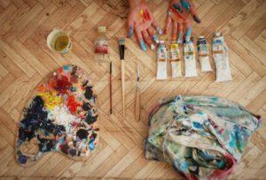 Кисточки для рисования – главный инструмент и оружие художника