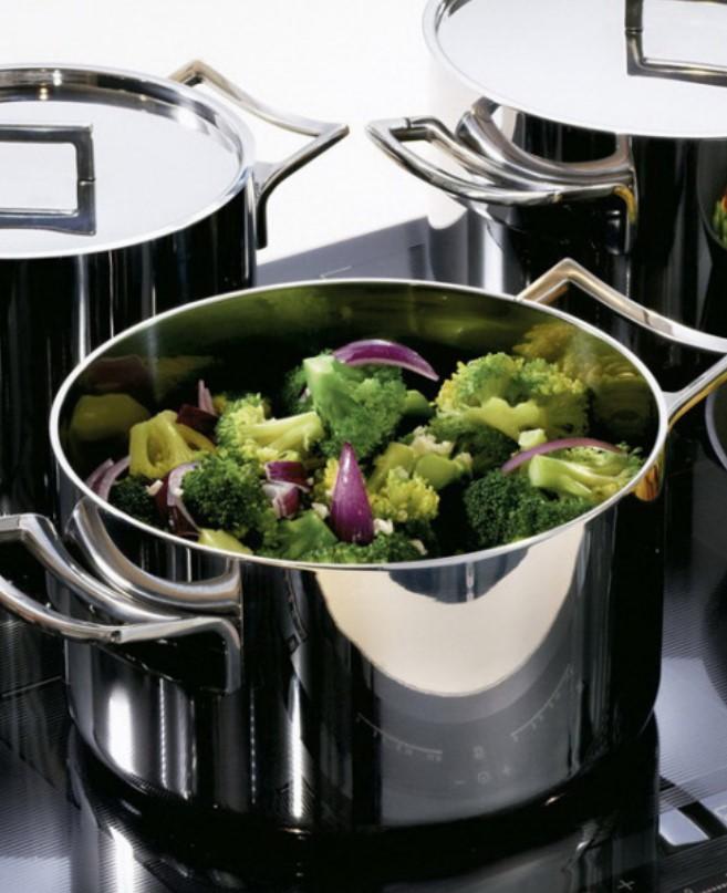 Кастрюли для индукционной плиты: как выбрать оптимальный вариант