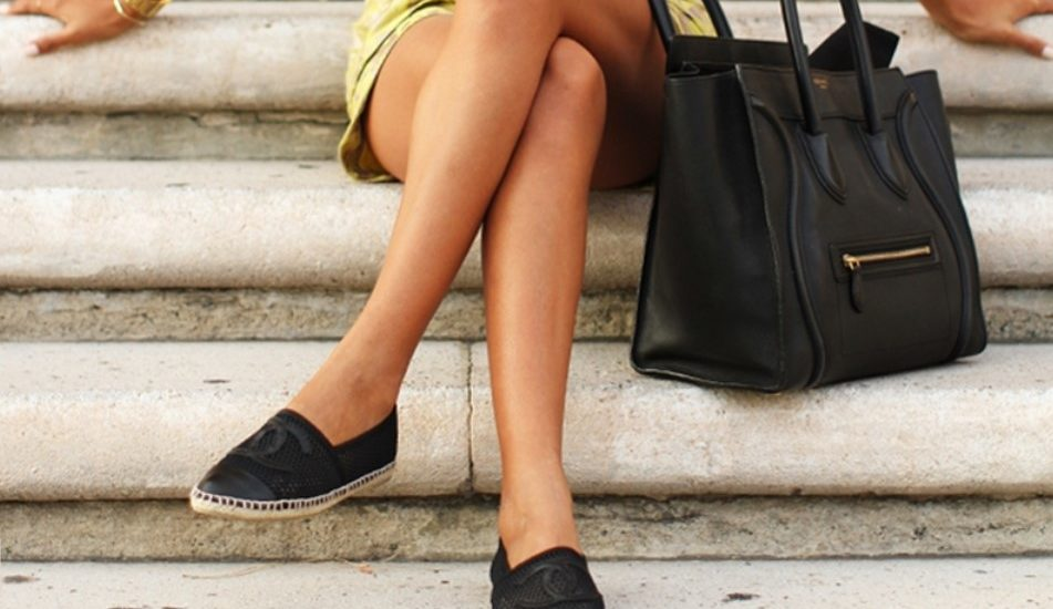Эспадрильи – женская обувь для теплого времени года