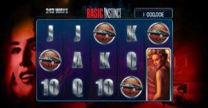 Игровой автомат Basic Instinct