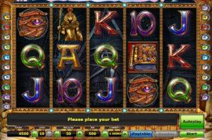 Игровой слот Golden Ark