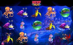 Игровой автомат Reef run