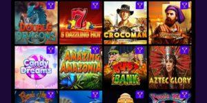 Сайт с игровыми автоматами онлайн